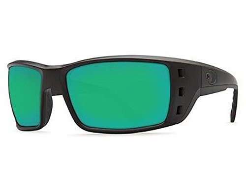 Costa Del Mar Permit 580G Permit, Matte Gray Green Mirror, Green - Costa 580g Permit