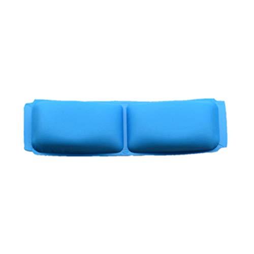 BONENG Earpad Ear Pad Earphone Soft Foam Cushion Headband Cover Head Band Replacement for SADES A60 Headphones