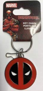 Plasticolor 004500R01 Deadpool Key Chain …