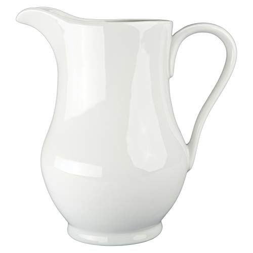 (BIA Cordon Bleu 902065S1SIOC Porcelain Serving Pitchers One Size White)