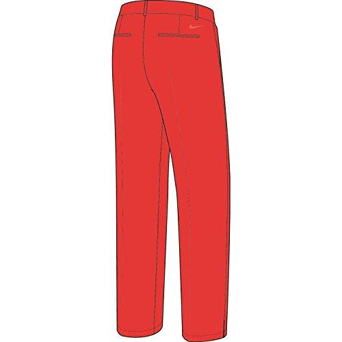 Nike Mens Pantaloni Da Golf A Punta Piatta Max Orange