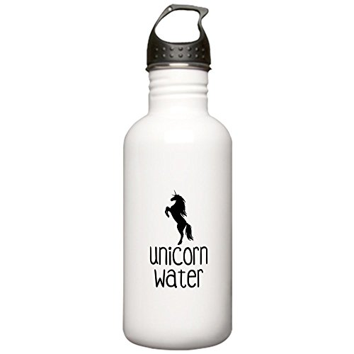 CafePress Unicorn Bottle Stainless Sports