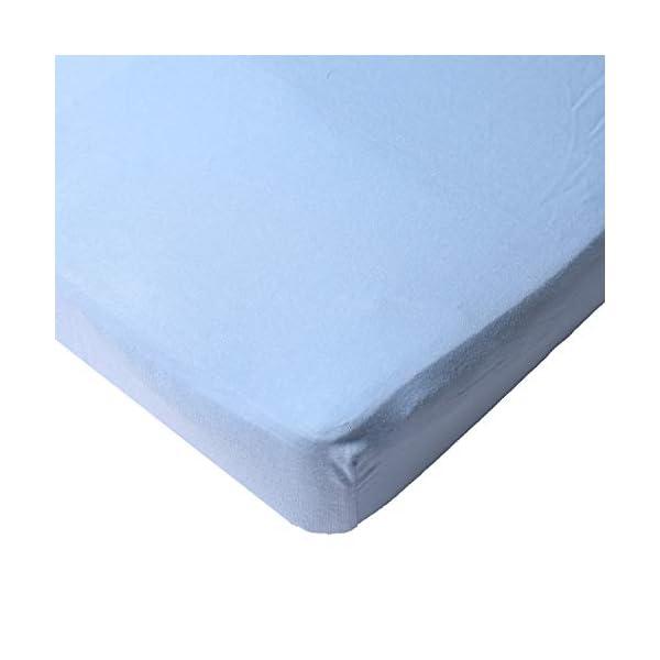 Big Oshi Fitted Crib Sheet 1