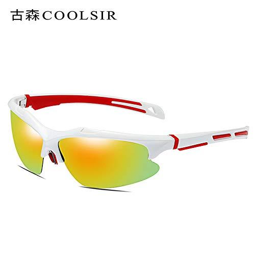 al Las sunglasses Hombre nbsp;Gafas nbsp; Gafas polarizadas Gafas nbsp; Que Que frame Negro de nbsp;conducen White Mjia Marco protección Sol Libre Sol de Deportivas nbsp;Aire conducen nbsp;UV Gafas de 1dvSwxq6