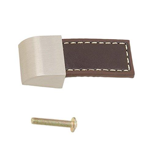 Kitchen Cabinet Cupboard Door Drawer Pull Handle -Brown ()