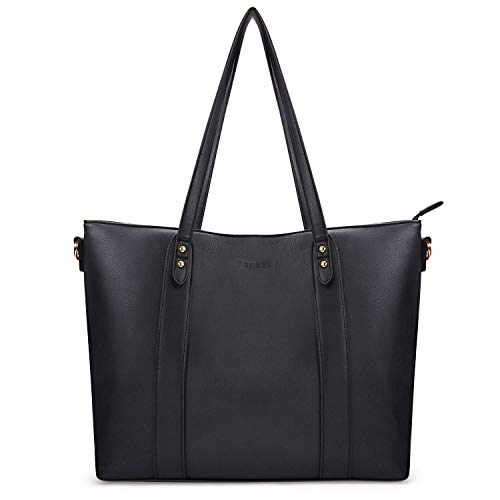 Tote Purse, Bageek Black Purse Tote Handbags Top Handle Tote Bag Crossbody Shoulder Bag Purses and Handbags