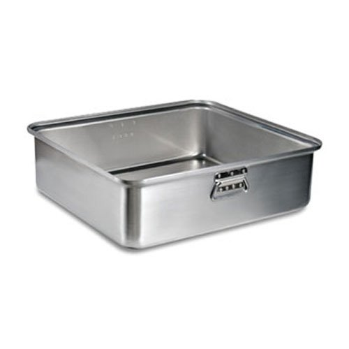 Vollrath 68365 Roasting Pan - Aluminum, Extra Heavy, 10 Gauge, 42 Quart