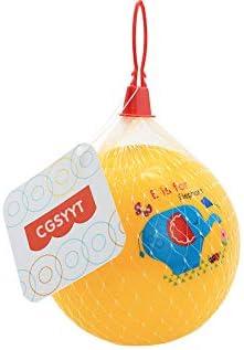 "CGSYYT Balls for sports - Rubber Kickballs and Playground Balls For Kids - Great for Dodgeball, Kickball, and Schoolyard Games – 8.5"" Diameter"