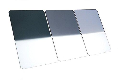 85x110mm Graduated Kit #5 (3-Filter Standard Neutral Density Graduate Hard Edge Kit)