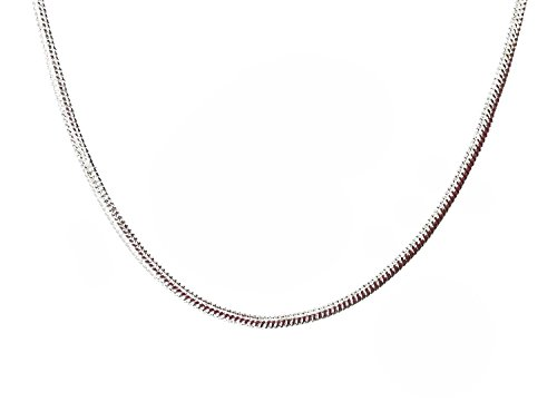 Sterling Silver Snake Necklace Pendants product image