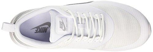 Nike Damen Air Max Chaussure Textile Thea Weiß (blanc / Whitewhite / Blanc)