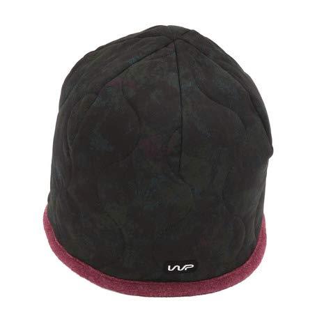 ザ?ワープ?バイ?エネーレ(ザ?ワープ?バイ?エネーレ) モナリザプリントキルトビーニー (メンズニット帽) 123-54031-18 (チャコールグレー/F/Men's)