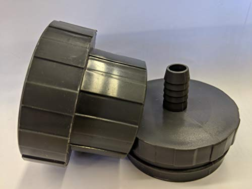 14G Mason Jar Adaptor - Jar 14g