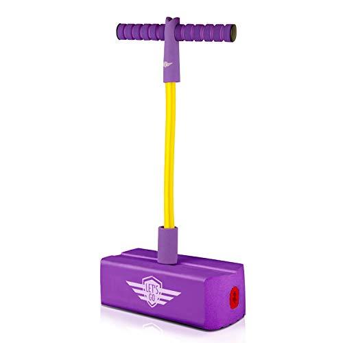 Fun Toys for 3-12 Year Old Boys Girls Kids, Top Toy Foam Pogo Jumper Pogo Stick...