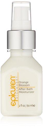 2 Ounce Bath - Epicuren Discovery Orange Blossom After Bath Body Moisturizer, 2 Fl oz