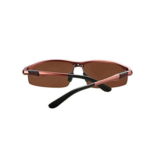 DT de Gafas Visión 4 Gafas Conductor 2 Conducción Sol Color Hombres Pesca Conducir para Gafas polarizadas Gafas de Nocturna wwS6r54q