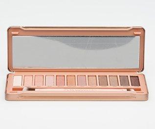 Pure Cosmetics Eyeshadow Palette, Buff