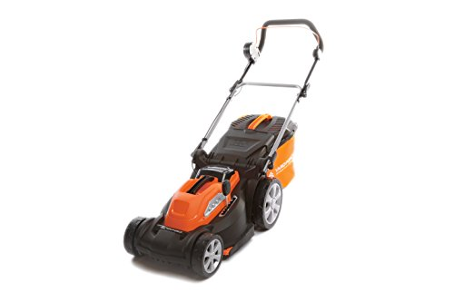 Yard-Force-37cm-Cordless-Rotary-Lawnmower-with-40V-25Ah-Battery-Charger-and-Rear-Roller