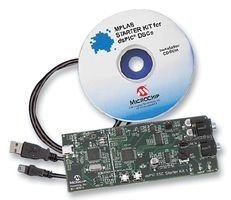 MICROCHIP DM330011 DSPIC, W/INTEGRATED DEBUGGER, MPLAB STARTER KIT by MICROCHIP