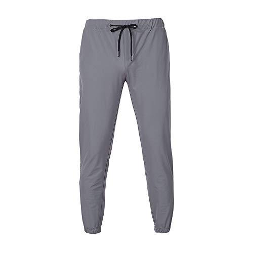 [해외]남성 캐주얼 조깅 바지 활동적 베이직 추리 닝 / Men`s Casual Jogger Pants Active Basic Sweatpants
