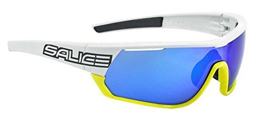 Salice 011CRX Fahrrad Brille, Farbe Einheitsgröße rot