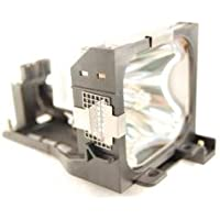 Mitsubishi XL25U projector lamp replacement bulb with housing replacement lamp