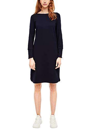 s.Oliver RED Label Damen Kleid mit Stickerei