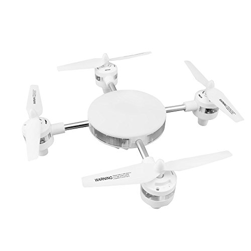 KAIM RC Drone with WiFi Camera FPV Quadcopter Quadcopter RTF-White by KAIM