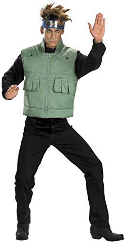 Kakashi Deluxe Child Jacket 14-16 Costume Dlx Movie Childrens Costume