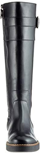 C9999 Black Geox Women's Boots a Adrya D High 6vgq8