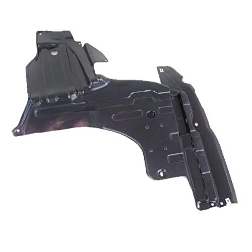 Koolzap For 07-13 SX4 Engine Splash Shield Under Cover Passenger Side SZ1228107 7239080J00