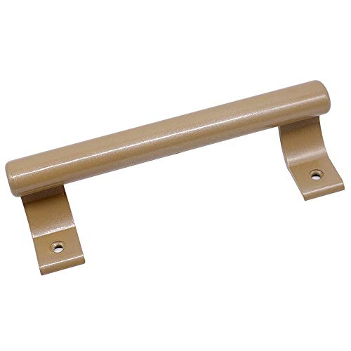 Rnwen Sliding Door Handle Door Pull Handle Aluminum Alloy Sliding Barn for Gate Kitchen Furniture Cabinet Closet…