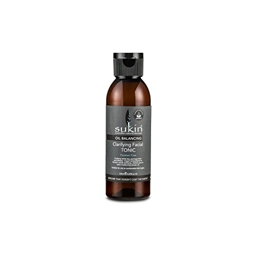 Cheap Sukin Oil Balancing Clarifying Facial Tonic 125ml (Pack of 2)