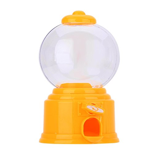 Globeagle Cute Sweets Mini Candy Machine Bubble Gumball Dispenser Coin Bank