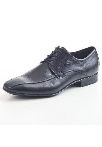 Bugatti Herren eleganter Schnürschuh 45 EU