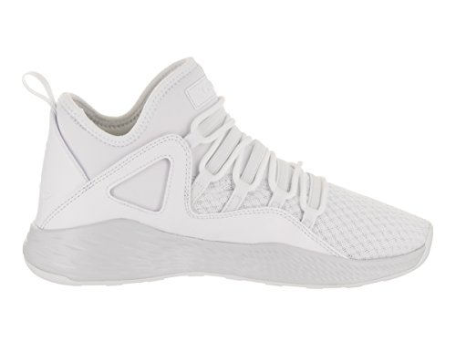 Jordan Kids Formula 23 BG Basketball Shoe White