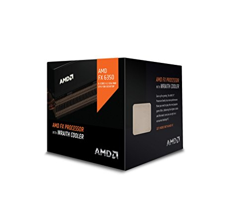 AMD FX 6-Core Black Edition FX-6350 with Wraith Cooler