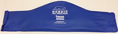 Bilt-Rite Mastex Health Nordic Cervical Gel Packs, Blue (Heavy Duty Cold Packs)