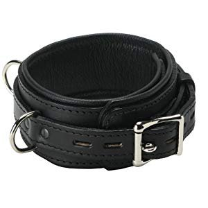 Premium Locking Bondage Collar