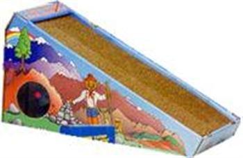 Cosmic Catnip Alpine Climb Incline Cat Scratcher