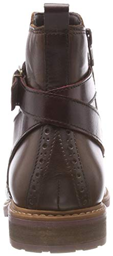 muscat Tamaris Marron Comb 21 25004 312 Femme Bottines zAXRz8