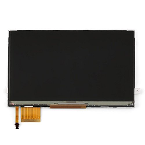 Original Replacement Capacitive Black LCD Screen Display Repair Replacement Parts for Sony for PSP 3000 ()