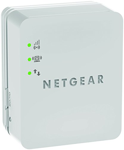 NETGEAR N150 Wi-Fi Range Extender for Mobile - Wall Plug Version (WN1000RP) (Mobile Wifi Booster compare prices)