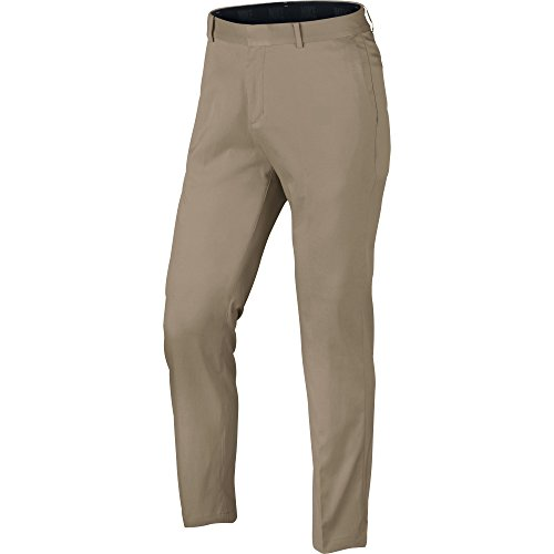 28 Golf (Nike 2017 Flat Front Men's Golf Pants - Khaki (28-30))