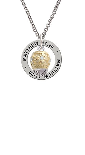 raised-gold-tone-flowers-with-clear-crystals-spinner-matthew-1720-affirmation-ring-necklace