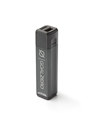 Goal Zero Flip 10 Recharger, Charcoal Grey