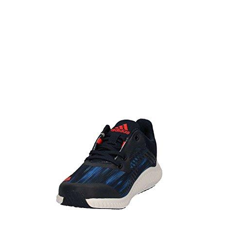 adidas Fortarun K, Zapatillas Unisex Niños, Azul (Maruni/Rojbas/Ftwbla), 37.5 EU