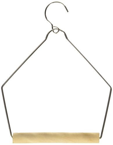 (Living World Wooden Perch Swing, 5-Inch by 4-Inch)