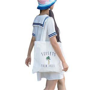 Amazon.com: OCARDIAN mochila mujer Women Creative printing Shoulder Bag Canvas Handbag Totes Shopper Travel Bags Casual #30 Gift 1pc Color C: Shoes