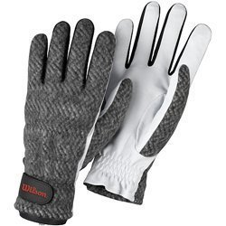 Wilson Paddle Winter Gloves - One Color Extra Large (Gloves Tennis Platform)